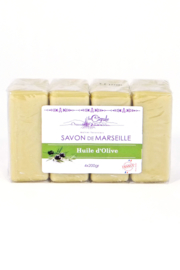 Marseille Soap Olive Oil 32x200g