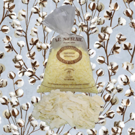 Marseille soap flakes Cotton flower 6 kg