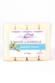 Marseiller Seife Süßmandel 60x100g100