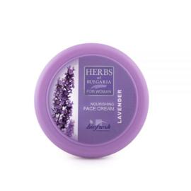 Feuchtigkeits Gesichtscreme Lavendel 30x100ml