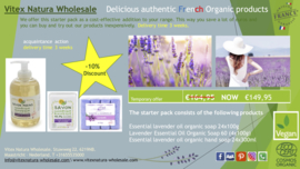 Essential Lavender Oil Products