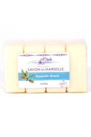 Marseille Soap Sweet Almond 32x200g