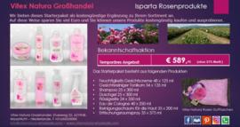Isparta Rosen Produktepaket