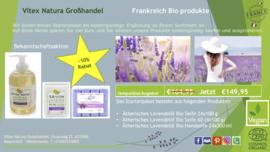 Lavendelöl Produktepaket
