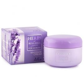 Lavendel Massagecreme 12x330ml