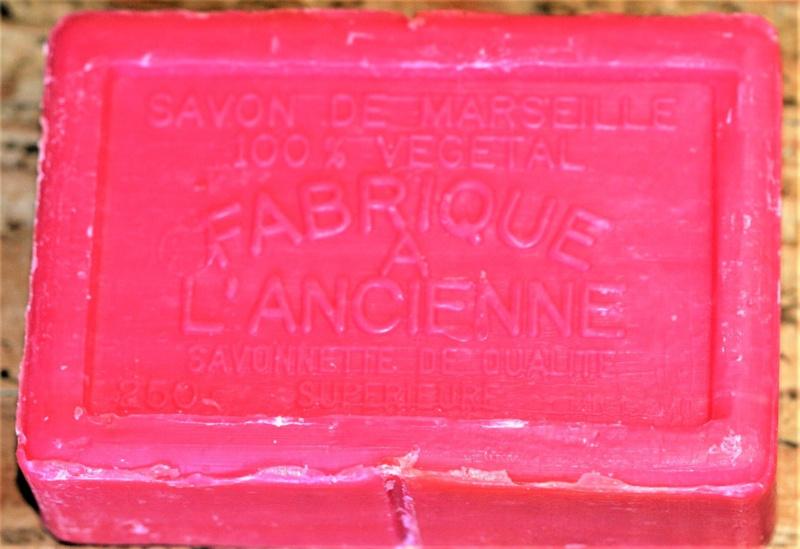 16 Marseille zeepstukken passievrucht 250g p. st.
