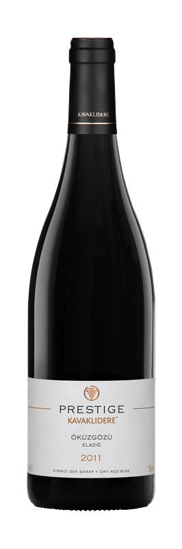 Bestellen Sie: Kavaklidere Prestige Öküzgözü Red 5 x 6 Flaschen
