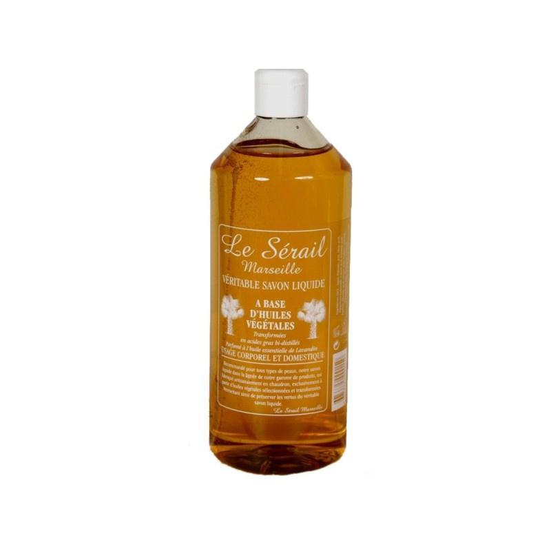 Natural Marseille liquid soap 15 x 1000ml perfumed