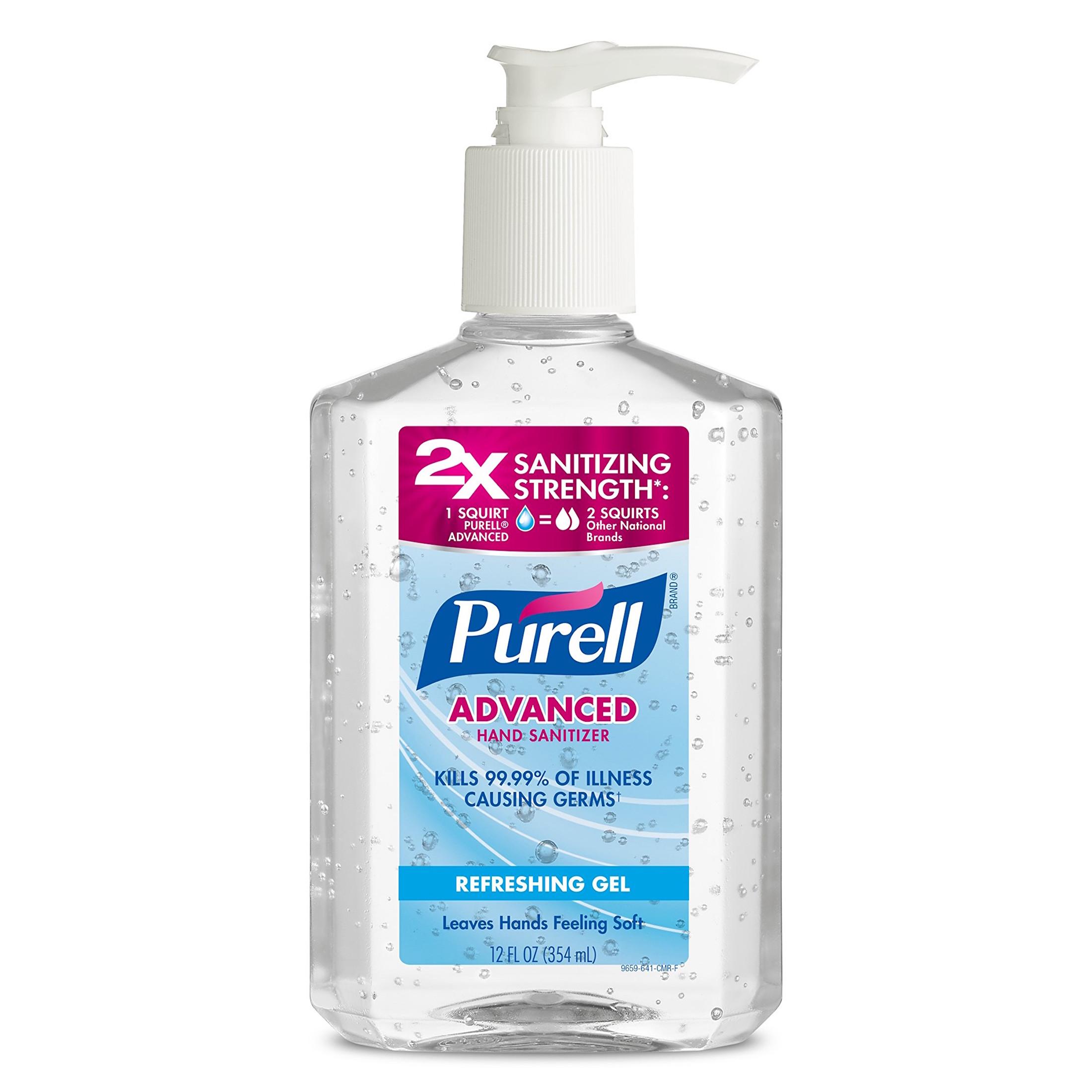 Händedesinfektionsmittel PURELL antibakterielles Gel