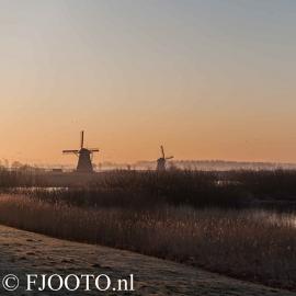 Kinderdijk 11 (Dibond)