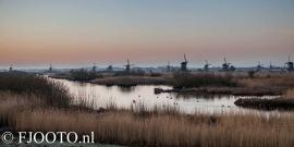 Kinderdijk 5 (Dibond)