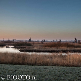 Kinderdijk 7 (Dibond)