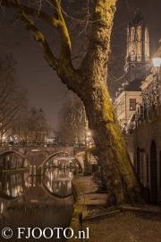 Utrecht Domtoren 17 (Canvas 2cm)