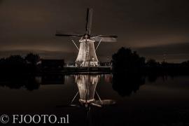 Kinderdijk molen 4 (Xpozer)