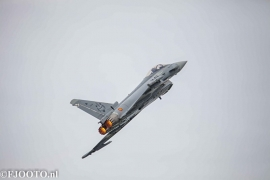 Eurofighter Typhoon (Canvas 2cm)