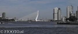Rotterdam erasmusbrug panorama 2 (Xpozer)