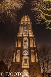 Utrecht Domtoren 13 (Canvas 2cm)