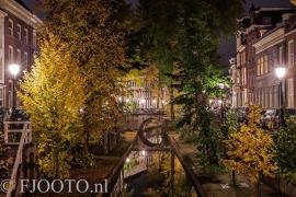 Utrecht herfst 6 (Dibond)