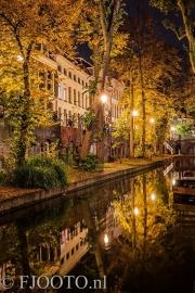 Utrecht herfst 8 (Dibond)