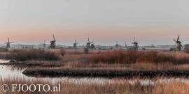 Kinderdijk 6 (Dibond)