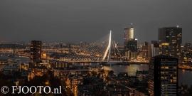 Rotterdam erasmusbrug panorama 6 (Xpozer)