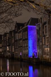 Dordrecht Pottenkade (Canvas 4 cm)