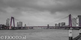 Rotterdam 3 #3 (Canvas 4cm)