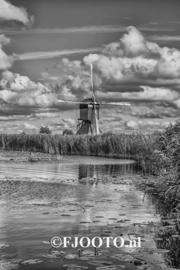 Kinderdijk 22 (Dibond)