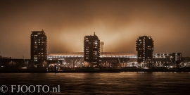 Feyenoord stadion 1  (gift)