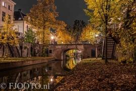 Utrecht herfst 10 (Dibond)