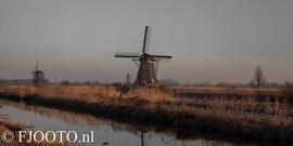 Kinderdijk 17 (Dibond)