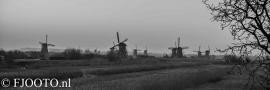 Kinderdijk 2 (Dibond)