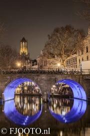Utrecht Domtoren 8 (Canvas 2cm)