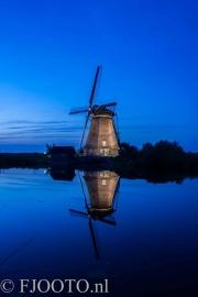 Kinderdijk molen  6 (Xpozer)
