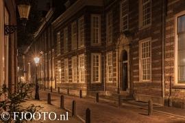 Utrecht - Achter Sint Pieter (Canvas 4cm)