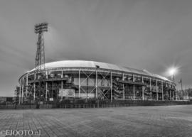 Feyenoord stadion 40 (Canvas 2cm frame)