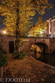 Utrecht herfst 4 (Dibond)