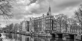 Amsterdam 6 (Canvas 2cm)