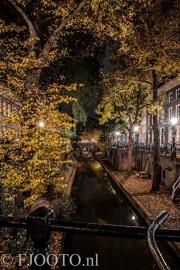 Utrecht herfst 2 (Dibond)
