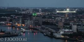 Feyenoord stadion 19 (Canvas 2cm frame)