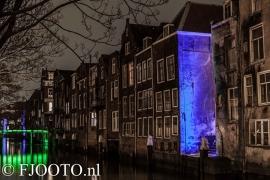Dordrecht Pottenkade 3 (Canvas 4cm)
