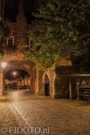 Delft Oostpoort 4 (Dibond)