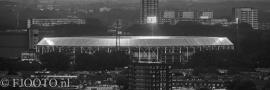 Feyenoord stadion 17 (Canvas 2cm frame)