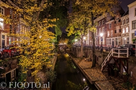 Utrecht herfst 3 (Dibond)