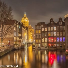 Amsterdam 9 (Canvas 2cm)