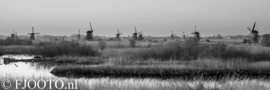 Kinderdijk 9 (Dibond)