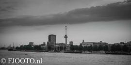 Rotterdam skyline panorama 1 (Xpozer)