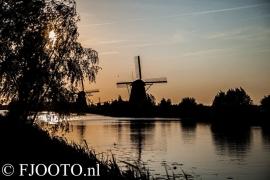Kinderdijk molen  5 (Xpozer)
