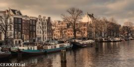 Amsterdam 5 (Canvas 2cm)