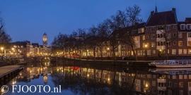 Utrecht Domtoren 3 (Canvas 2cm)